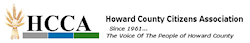 Howard County Citizens Association Logo 250