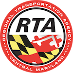 Regional Transportation Agency of Central Maryland logo