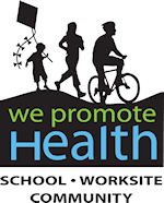 We Promote Health Logo 150